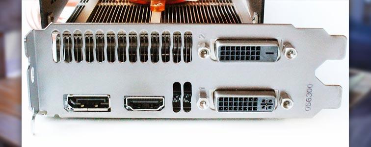 Видеокарта с двумя DVI