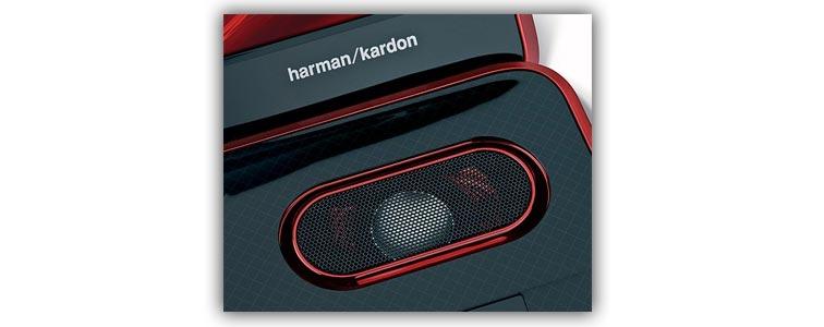 Колонки для ноутбука от Harman Kardon