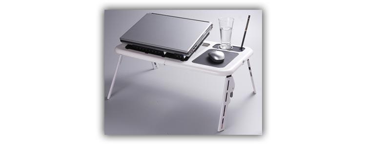 мини-стол подставка для ноутбука