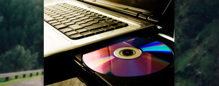 Дисковод в ноутбуке