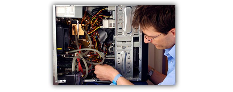 Специалист по ремонту компьютера