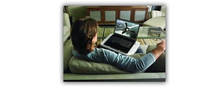 Наколенная подставка для ноутбука