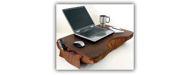 подушка-столик подставка для ноутбука