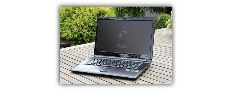 Игровой ноутбук MSI GE40 2OC Dragon Eyes