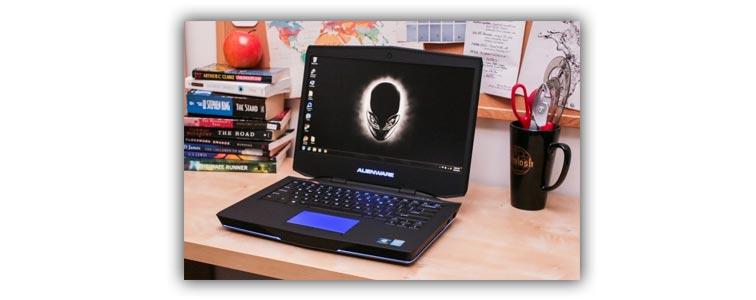 Игровой ноутбук Dell Alienware 14
