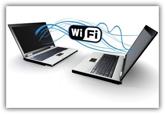 Взаимодействие двух компьютеров подключенных к одной сети