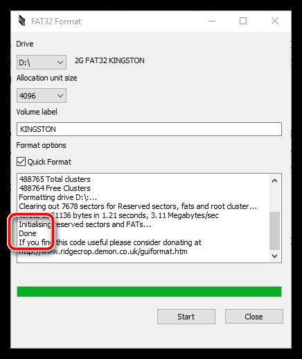 Как форматировать жесткий диск в FAT32
