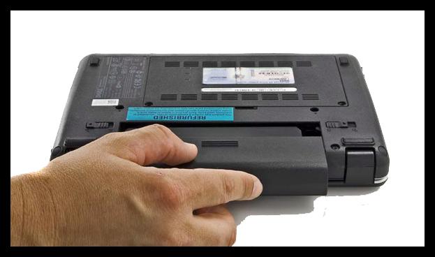 Ноутбук не видит аккумулятор: причины возникновения неполадки и способы решения