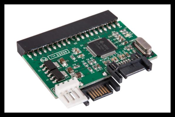 Подключение жесткого диска IDE к компьютеру с SATA