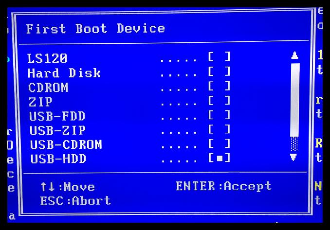 Установка двух операционных систем на один компьютер